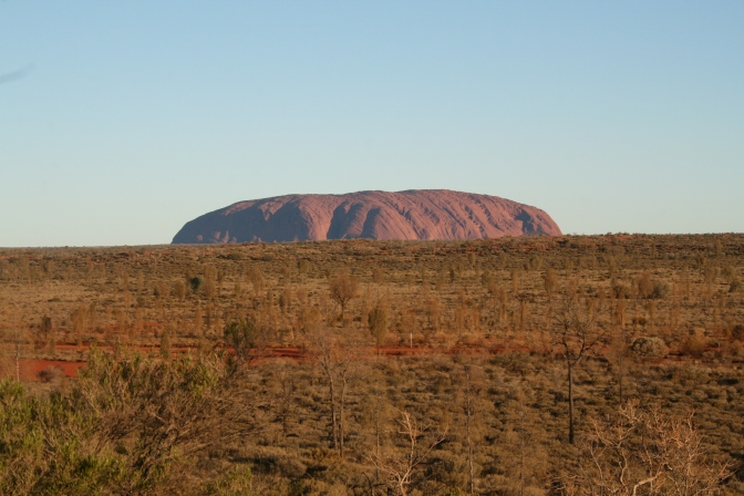 A Magical Trip to Uluru