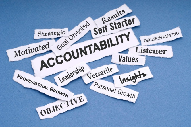 Accountability issues
