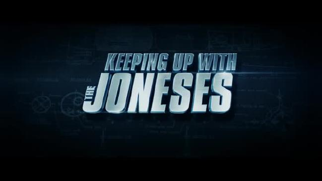 Keeping up with the Jones