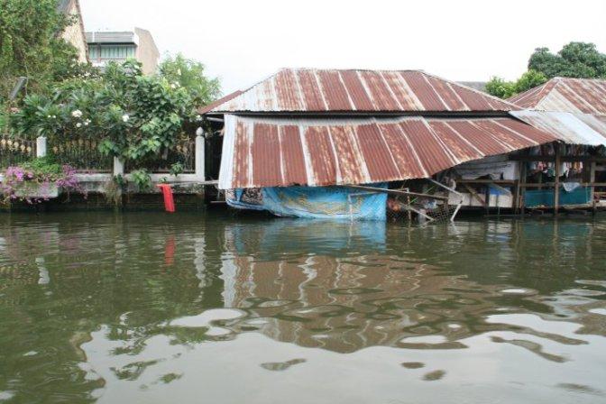 I won a trip to the Bangkok Slums!