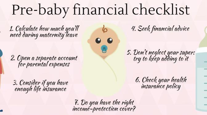Get your finances baby-ready