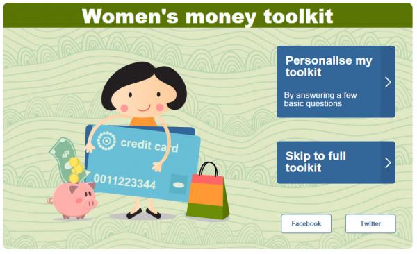 Women's Money Toolkit