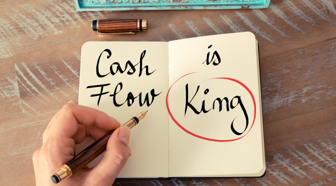 Cash flow makes or breaks your business, so safeguard it!